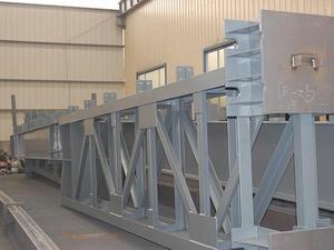 格构式钢柱